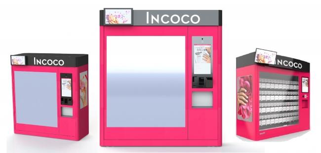 「インココ」ハイテク自動販売機「Incoco To Go」で販売を開始