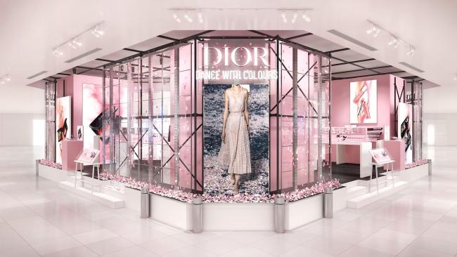 【Dior】伊勢丹新宿にてメイクアップイベント開催