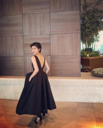 伊勢丹新宿店ドレスアップスタイルを提案するイベントを開催