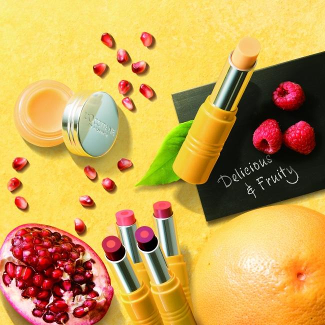 フルーツとベジタブルのビタミンたっぷり リップコレクション