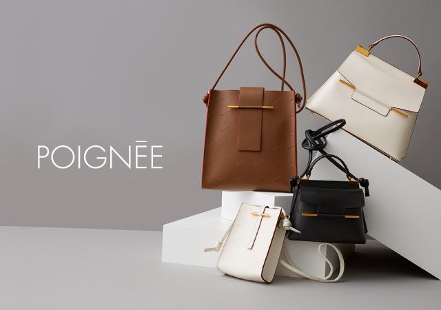 51年目を迎えたROPE'から、シグネチャーバッグ「POIGNE'E」発売。9.7(sat)