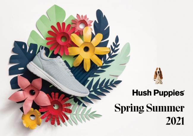 アメリカンカジュアルブランド「HushPuppies(ハッシュパピー)」2021年春夏コレクション