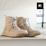 【SOREL×URBAN RESEARCH DOORS】ブーツが登場