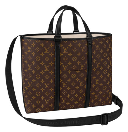 【ルイ・ヴィトン】メゾンの伝統的なデザインを進化させた、新作メンズトートバッグが登場!