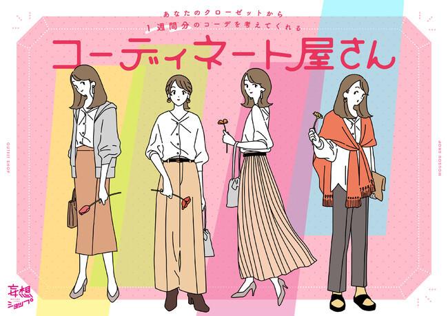 ジュングループがLUCUA osaka『妄想ショップ』に参加